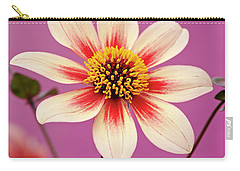Mystic Dahlia Carry-all Pouch