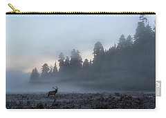 Mystic Elk Carry-all Pouch