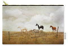 Mystic Horses  Carry-all Pouch