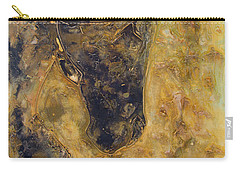 Carry-all Pouch featuring the painting Mystic by John Stuart Webbstock