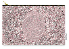 Mystic Pink. Art Carry-all Pouch