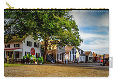 Mystic Seaport Village Carry-all Pouch