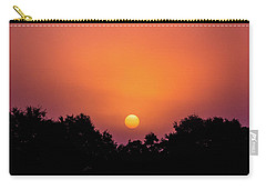 Carry-all Pouch featuring the photograph Mystical And Dramatic by Shelby Young