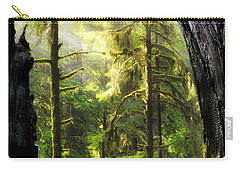 Mystical Forest Opening Carry-all Pouch