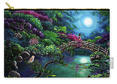 Mystical Moon Gazing Carry-all Pouch