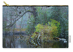 Mystical Wintertree Carry-all Pouch