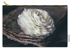 Carry-all Pouch featuring the photograph Mystique by Kim Hojnacki