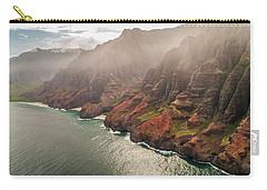 Na Pali Coast 4 - Kauai Hawaii Carry-all Pouch