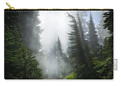 Naches Loop Trail Carry-all Pouch by Lynn Hopwood