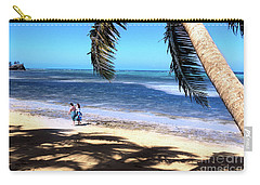 Nacula Island Fiji Carry-all Pouch