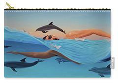 Nadando Contra Corriente Carry-all Pouch
