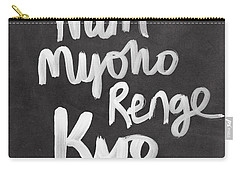 Nam Myoho Renge Kyo Carry-all Pouch