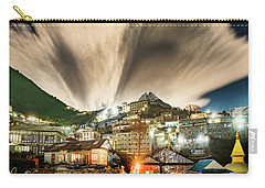 Namche Night Carry-all Pouch