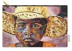 Madagascar Farm Girl Carry-all Pouch
