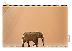 Namibia Carry-all Pouch by Happy Home Artistry