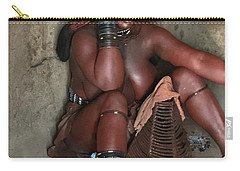 Namibia Tribe 1 Carry-all Pouch