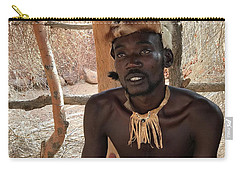 Namibia Tribe 2 - Chief Carry-all Pouch