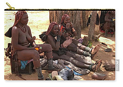 Namibia Tribe 2 Carry-all Pouch