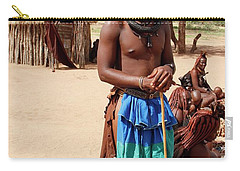 Namibia Tribe 3 - Chief Carry-all Pouch