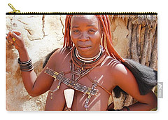 Namibia Tribe 5 Carry-all Pouch