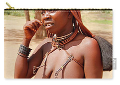 Namibia Tribe 8 Carry-all Pouch