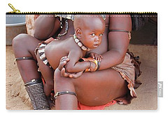Namibia Tribe 9  Carry-all Pouch
