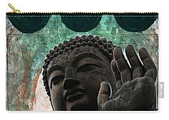 Namo Buddhaya Carry-all Pouch