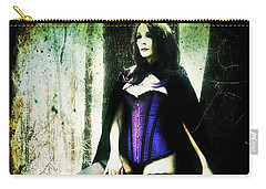 Nancy 1 Carry-all Pouch by Mark Baranowski