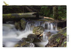 Nancy Creek 5 Carry-all Pouch by Loni Collins