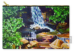 Nantahala Waterfall Carry-all Pouch