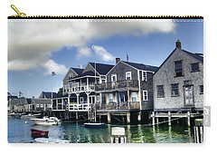 Nantucket Harbor In Summer Carry-all Pouch