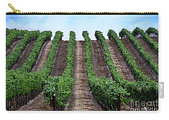 Napa Vineyards Carry-all Pouch
