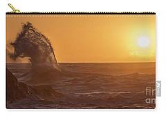 Napali Coast Kauai Hawaii Wave Explosion Iv Carry-all Pouch