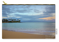 Napili Bay Sunrise Carry-all Pouch