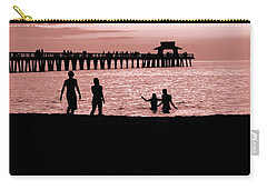 Naples Florida Sunset Carry-all Pouch