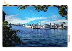 Naples Harbor Series 4054 Carry-all Pouch