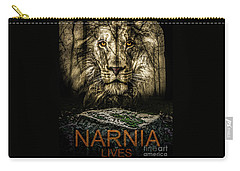 Carry-all Pouch featuring the photograph Narnia Lives by Michael Arend