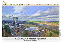 Nasa Msfc Hydrogen Test Stand - Original Carry-all Pouch