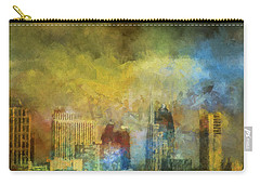 Nashville At Sunrise Carry-all Pouch