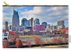 Nashville Clouds Carry-all Pouch