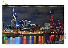 Nashville Cumberland Riverfront Carry-all Pouch