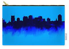 Nashville  Skyline Blue  Carry-all Pouch