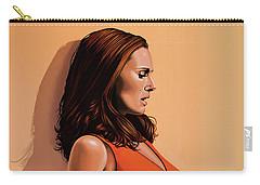 Natalie Portman 2 Carry-all Pouch