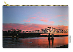 Natchez Sunset Carry-all Pouch