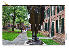 Nathan Hale Carry-all Pouch