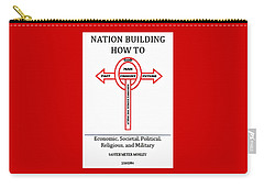 Nation Building How To Book Carry-all Pouch