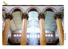National Building Museum 4 Carry-all Pouch by Randall Weidner
