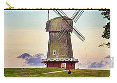National Golf Links Of America Windmill Carry-all Pouch