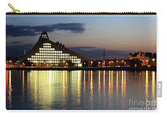 National Library Of Latvia Carry-all Pouch