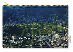 National Memorial Cemetery Of The Pacific Carry-all Pouch by Craig Wood